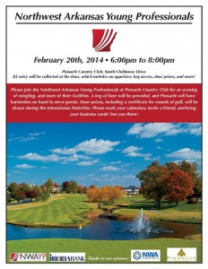 NWAYP Pinnacle Country Club Social