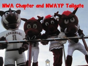 NWAYP/NWA Chapter Tailgate Party at The Gardens