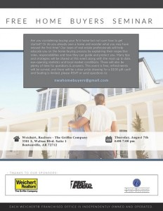 Free Homebuyer's Seminar